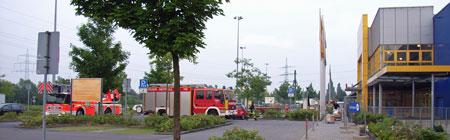 Feuerwehr in Schweden