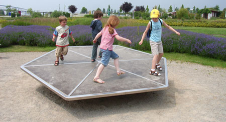 Kinder mit Spaß, Gewitter im Anmarsch