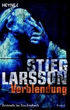 "Stieg Larsson ""Verblendung"""