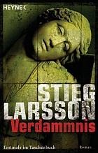 "Stieg Larsson ""Verdammnis"""