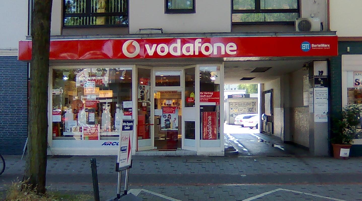 Vodafone-Fachhändler